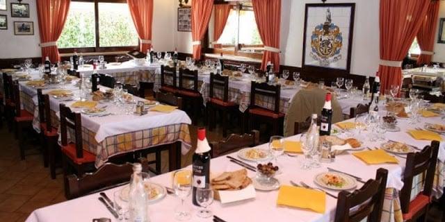 Restaurante Três Palmeiras em Albufeira