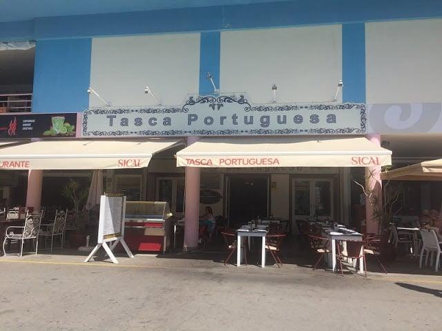 Restaurante Tasca Portuguesa em Albufeira