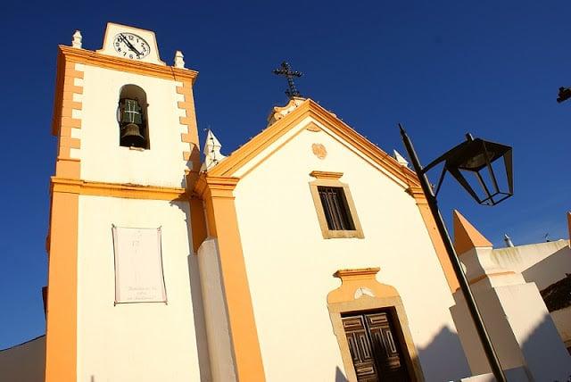 Igreja da Matriz em Albufeira