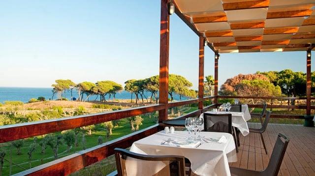 Melhores restaurantes no Algarve