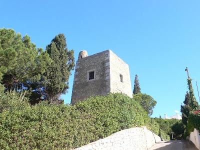 Torre da Medronheira em Albufeira
