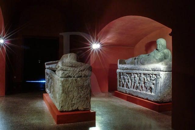 Museu Arqueológico de São Miguel de Odrinhas em Sintra