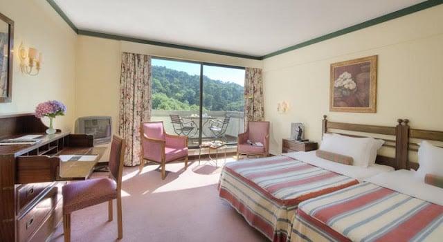 Hotel Tivoli Sintra - quarto
