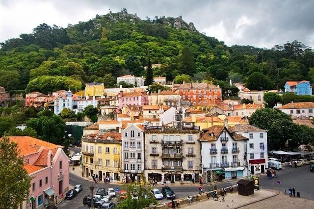 Clima e temperatura em Sintra