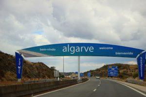 Estrada - Algarve