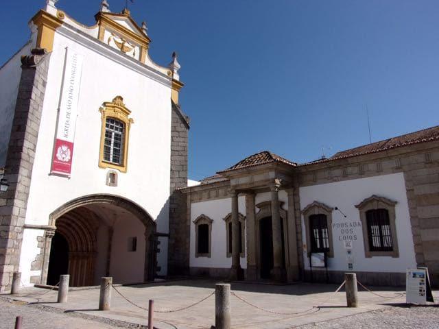 Verão em Évora