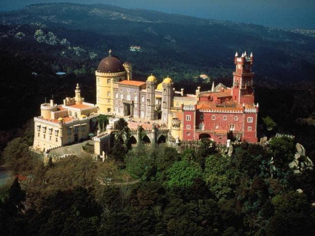 Castelos e Palácios de Sintra