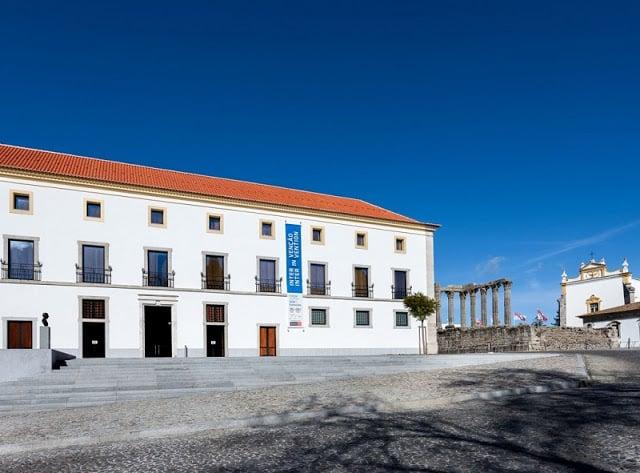 Centro Cultural Fórum Eugênio de Almeida em Évora