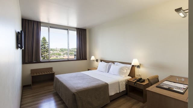 Hotel Fundador em Guimarães - quarto
