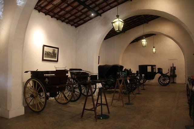 Museu das Carruagens em Évora