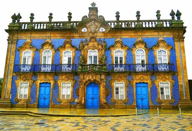 Palácio do Raio em Braga