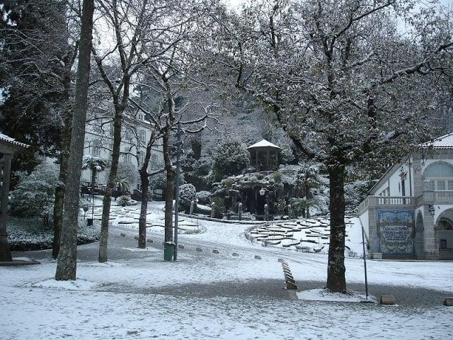 Inverno em Braga