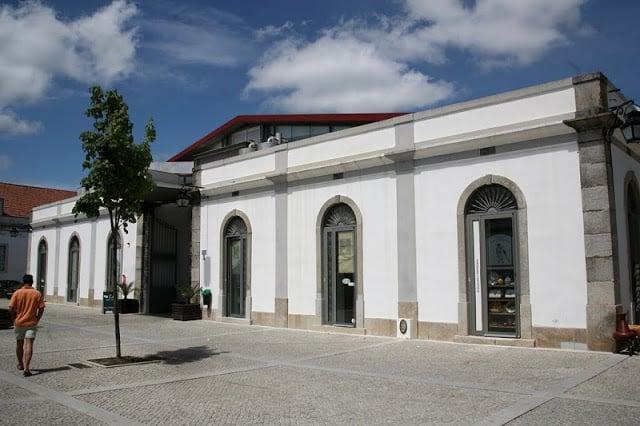 Mercado Municipal em Évora