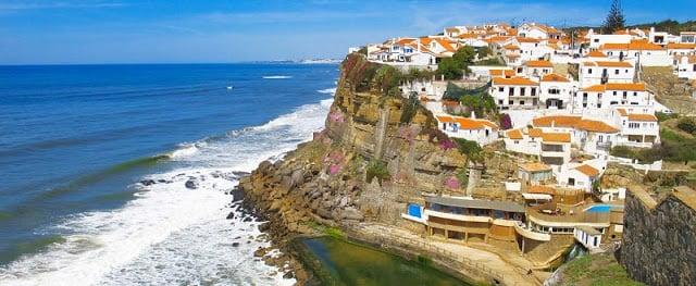 Passeio pelas praias de Sintra