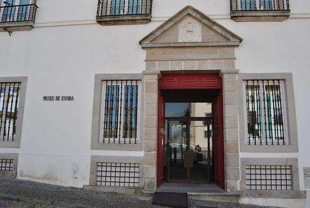 História do Museu de Évora