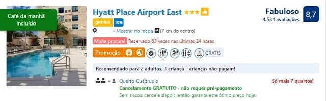 Hotel com cancelamento gratuito no Porto