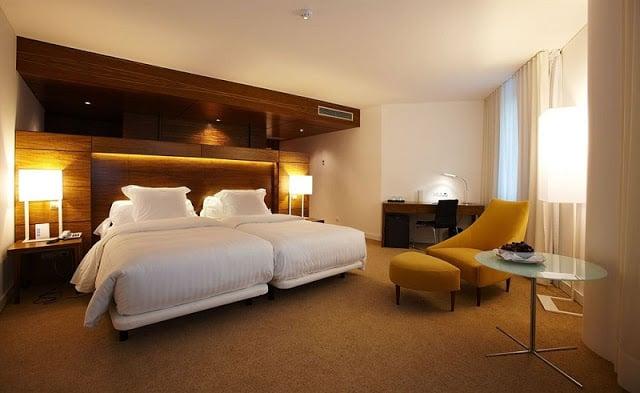 Hotel Santa Maria em Fátima - quarto