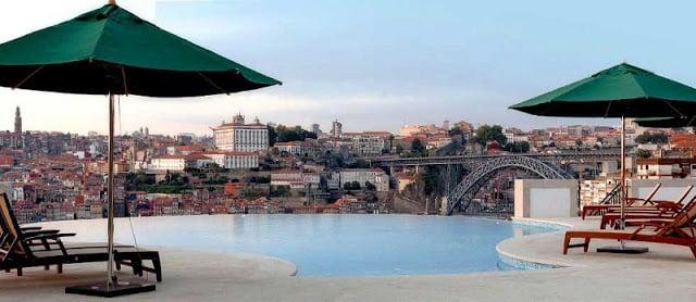 Hotéis de luxo em Porto