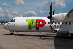 Avião TAP Portugal