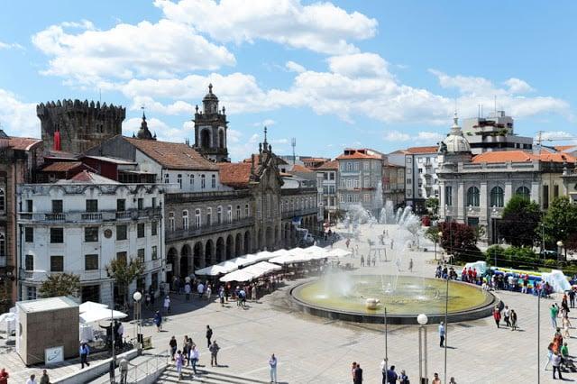 Passeio e bate e volta a Braga