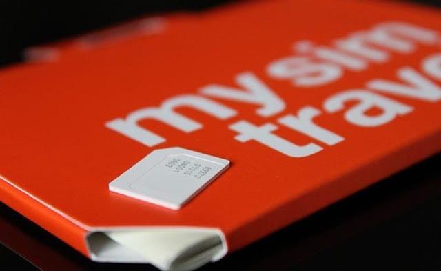 Como usar o celular a vontade Portugal: Chip mysimtravel