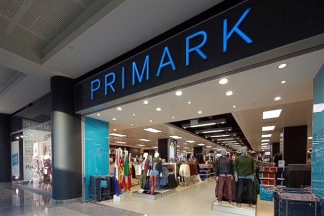Lojas Primark no Porto