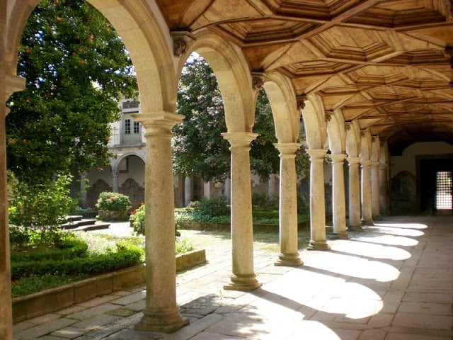 Mosteiros de Tibães em Braga