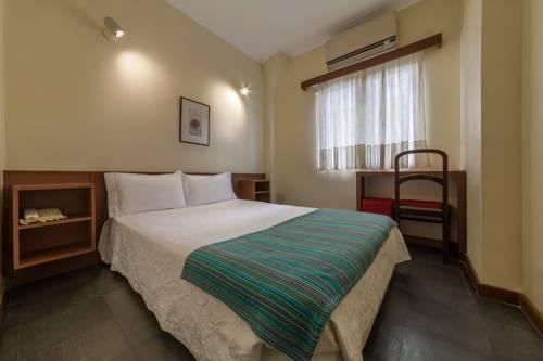 Hotel Dom Vilas em Braga - quarto