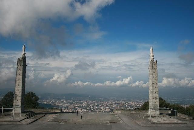 Informações do Santuário do Sameiro em Braga