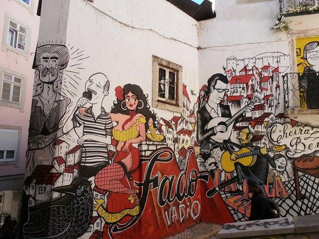 Assistir a um show de fado em Lisboa