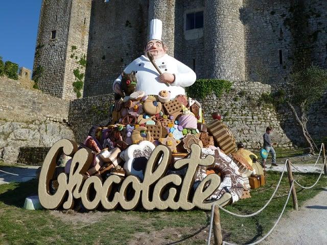 Festival Internacional de Chocolate na Vila de Óbidos