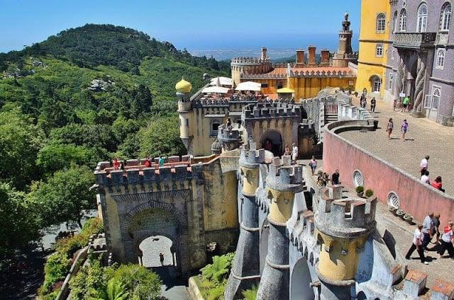 Visita a Sintra