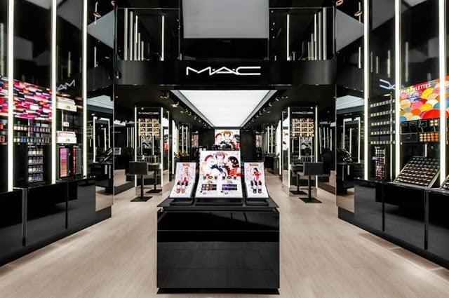 Lojas MAC no Porto