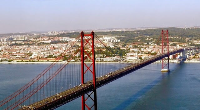 25 de Abril em Lisboa