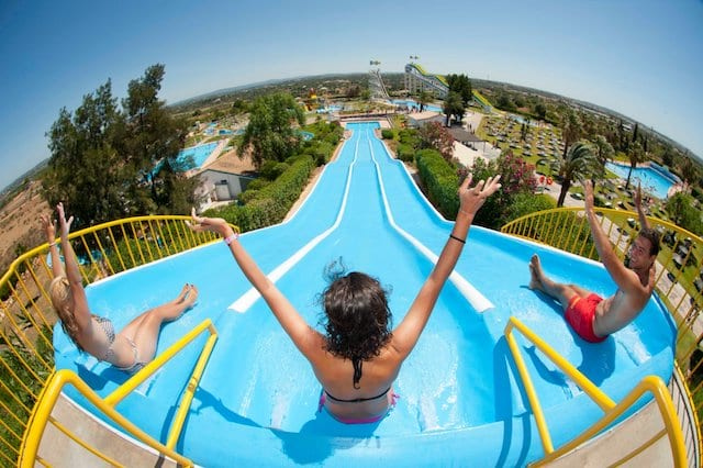Aqualand The Big One no Algarve