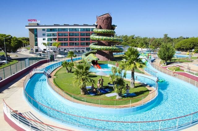 AquasShow Park no Algarve