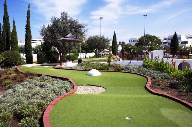 Family Golf Park no Algarve