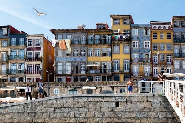 Caminhada pelo Porto