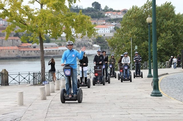 Passeio de Segway pelo Porto
