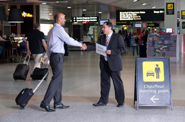 Transfer no Porto - motorista