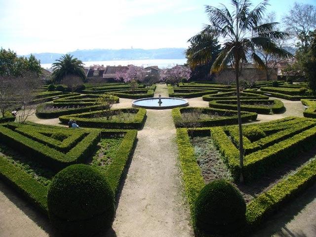 Jardim Botânico da Ajuda em Lisboa