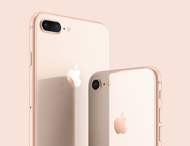 iPhone 8 e 8 Plus