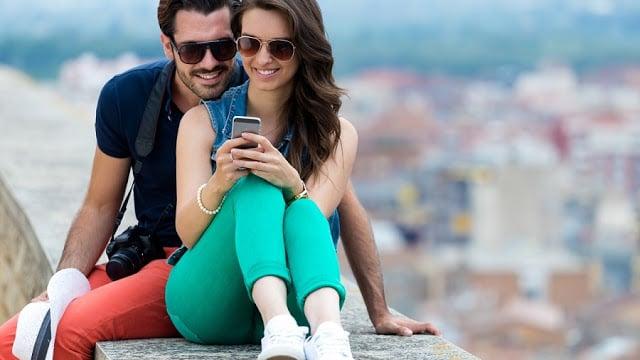 Usar o celular à vontade em Porto