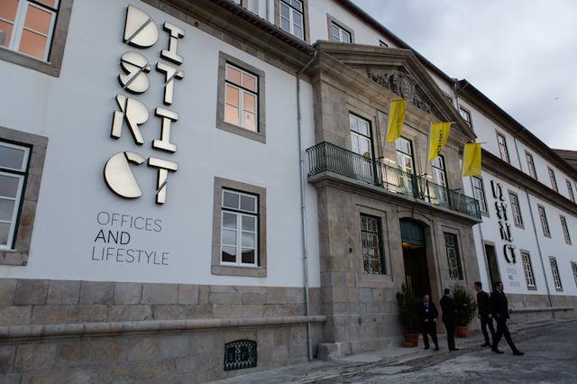 Loja District no Porto
