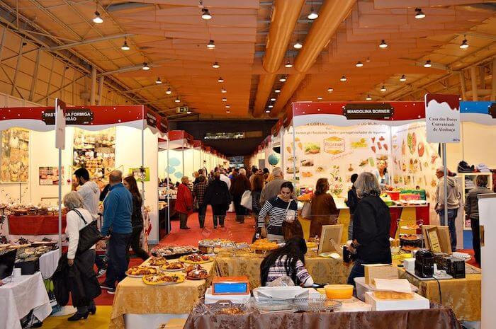 Mercado Natalis em Lisboa