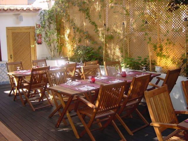 Restaurante Terra em Lisboa