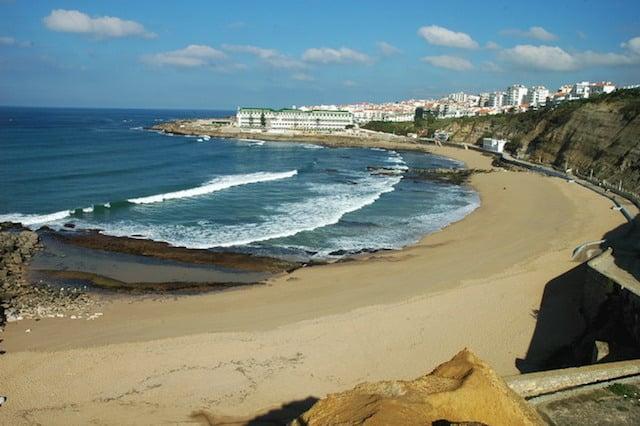 Praia do Sul ou Praia da Baleia