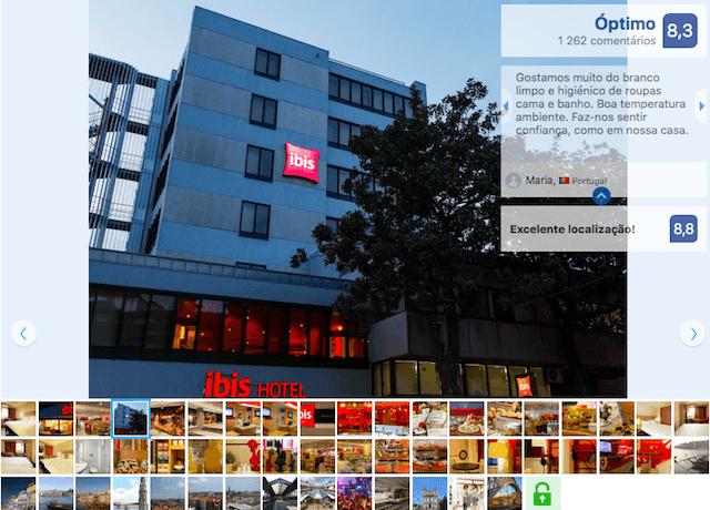 Hotel Ibis no Porto