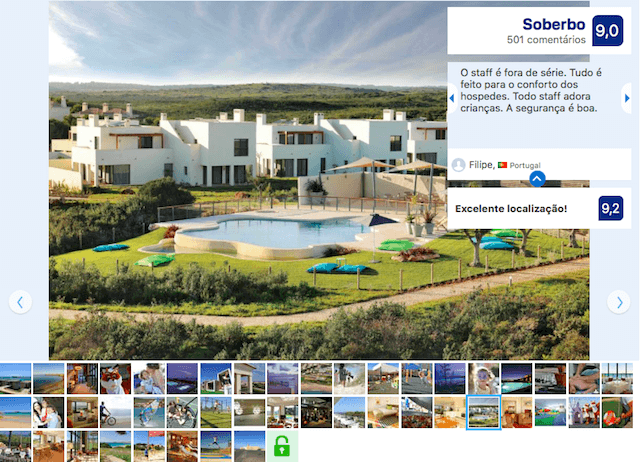 Hotel Martinhal Sagres Beach Family Resort em Sagres - Algarve