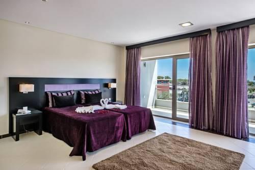 Apartamento Areias Village em Albufeira - quarto